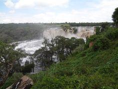 Cascada El Salto, La Piedad, Michoacan, MEXICO
