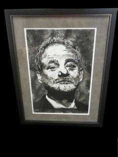 Bill Murray framed a different way.