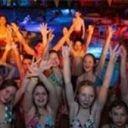 Blitz Kids disco zwemmen