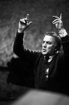 Federico Fellini, 1969 © Jack Garofalo