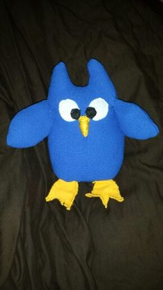 Owl stuffy :)