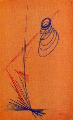 """Alexander Rodchenko """"Architectural Composition"""" 1920"""
