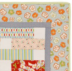 Mittering Borders on Quilts, excerpted from Borders by Design
