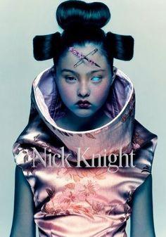 Nick Knight, Nick Knight