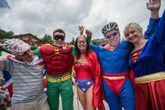 2013 18/7 rit 18 Alpe d'Huez > As motley band of superheroes