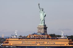 Afternoon: Take a ride on the Staten Island Ferry.   Free Stuff To Do Every Day In NYC