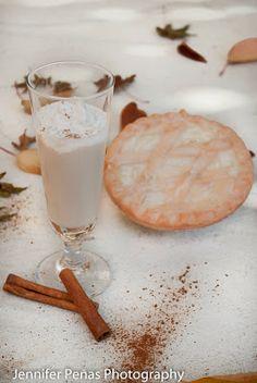 Caramel Apple Pie (2 oz caramel vodka 1 oz apple pie liqueur 1/2 oz Fireball Whiskey)