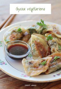 Veggie Recipes, Asian Recipes, Vegetarian Recipes, Cooking Recipes, Healthy Recipes, Japanese Taste, Plats Healthy, Vegan Kitchen, Gourmet