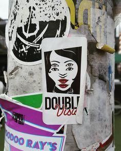 London stickers  #london #streetart #londonstreetart #streetartistry #streetartlondon #graffiti #stickergame #stickertrade #stickerbombing #stickerslap #slapstickers #slaps #stickerporn #stickers #stickerbomb