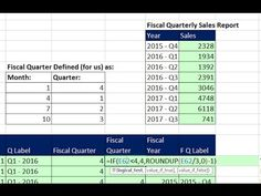 Highline Excel 2016 Class 09: Date Formulas and Date Functions, includin...