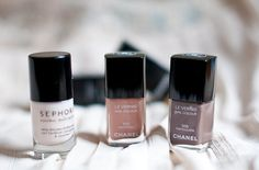 Chanel Nail Polish Inattendu & Particulière