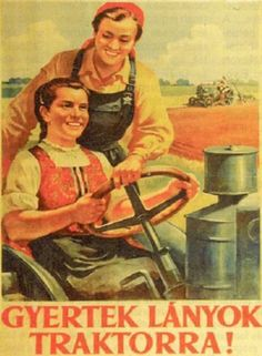 Ww2 Propaganda Posters, Communist Propaganda, Vintage Ads, Vintage Posters, Budapest, Post Contemporary, Political Art, Image Macro, Illustrations And Posters