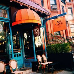 Café Regular du Nord in Park Slope, Brooklyn, New York Brooklyn Girl, Brooklyn New York, New York City, Plan My Trip, Empire State Of Mind, Concrete Jungle, City Living, Places To See, Bistros