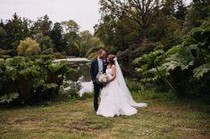 Julie & Gareth at the Fish Pond Lake