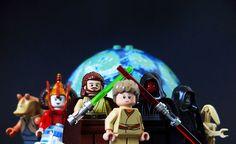 Lego Star Wars Episode I by Oky - Space Ranger