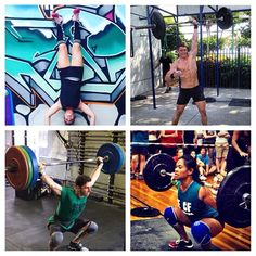 Sunday Shoutout! Each and every Sunday The WOD Life will give a shout out to the crew representing on Instagram! This week we have Tay smashing out some HSPU, Harley throwing around a one armed clean and jerk, Lachlan hitting and Overhead Squat Pr and Jessica getting it done in competition mode! Tag us @THE WOD LIFE and #thewodlife for your chance to be featured! @l_cauchi @deadants @Taylor Dio @Taylor Maynard #crossfit #crossfitcommunity #thewodlife #twlcrew #handstandpushup #cleandandjerk…