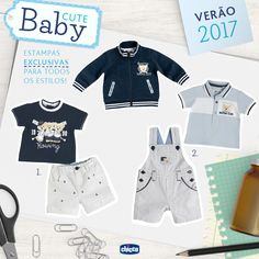 2017 Summer, Babys, Menswear, Collections, Summer Collection, Block Prints, Templates, Outfits, Babies