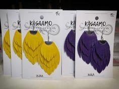 Kasaamon kaupasta saa nyt Inkaa jo useammassa värissä.. Drink Sleeves
