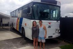 Watch a Couple Transform a Bus Into an Off-the-Grid Adventure Vehicle - Curbed Ski