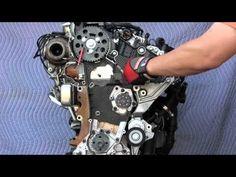 VW Jetta, Sportwagen, Golf TDI, and Audi A3 TDI timing belt replacement - 2.0L engine - http://www.thehowto.info/vw-jetta-sportwagen-golf-tdi-and-audi-a3-tdi-timing-belt-replacement-2-0l-engine/