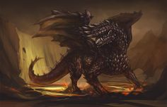 I love the Alatreon! Monster Hunter 3 Ultimate, Monster Hunter 3rd, Monster Hunter Series, Dragon Sketch, Monster Drawing, Fantasy Monster, Black Dragon, Mythological Creatures, Beautiful Creatures