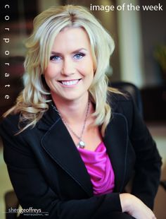 Executive Portraits - Sheri Geoffreys Corporate Photography