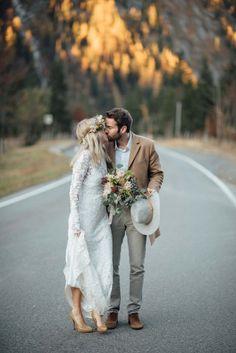 Hochzeitsfotos im Fr