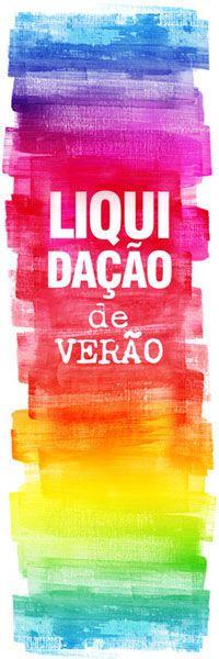 Liquidação de Verão South&Co by Renato Buti, via Behance