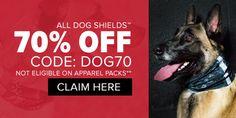 Deals - Alpha Defense Gear Free Singles, All Dogs