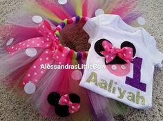Minnie mouse birthday outfit, Minnie mouse tutu, minnie mouse halloween tutu costume