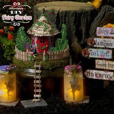 5 Adorable Fairy Garden Ideas To Make Right Now