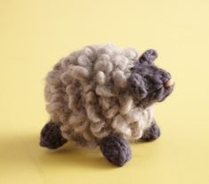 Our top 10 sheep patterns! - read all about it on the Let's Knit blog!