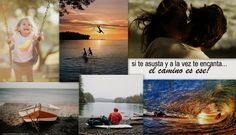 Collages & Wallpapers: El camino