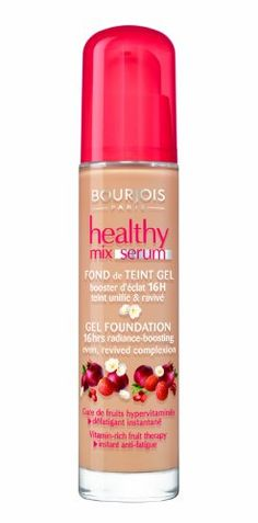 Bourjois - Healthy mix serum foundation, base de maquillaje, tono vanille Bourjois http://www.amazon.es/dp/B005IEH614/ref=cm_sw_r_pi_dp_go5owb1BJ8GTK
