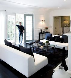 Celebrity home