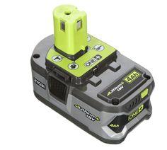 Ryobi One 18 Volt High Capacity Lithium Best Performance Battery 2 Pack New | eBay