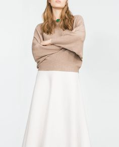 Image 2 of BATWING SWEATER from Zara
