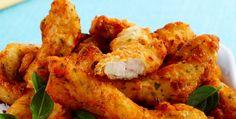 Iscas de carne e frango para beslicar