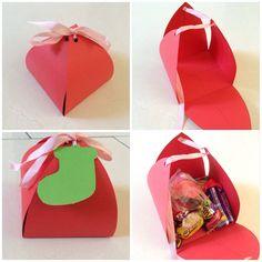 DIY gift box  can add custom tags like christmas, birthday, easter, wedding... Perfect for small gifts