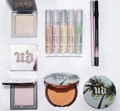 Urban Decay Spring 2016 Releases