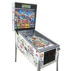 Bugs Bunny Pinball Machine by Bally