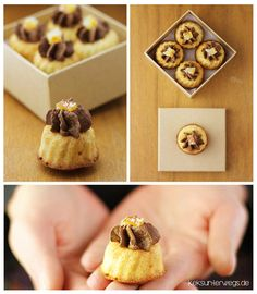 Mini Bundt Cakes by windgestalt, via Flickr