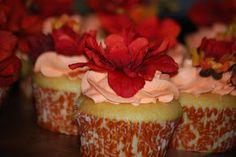 padicakes: ~fall bridal shower cupcakes~