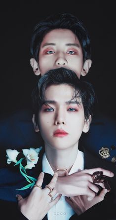 Chanyeol Baekhyun Edit W korea EXO Chanbaek