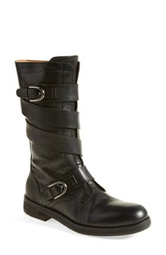 Free shipping and returns on Alberto Fermani 'Mira' Moto Boot (Women) at Nordstrom.com. A modern moto boot keeps it fresh with a layered leather design and wind-around straps. An updated, Italian-crafted classic.