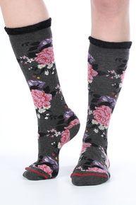 Womens//Girls Polka Dot Sharks On Casual Socks Dresses Over The Knee High Socks 23.6