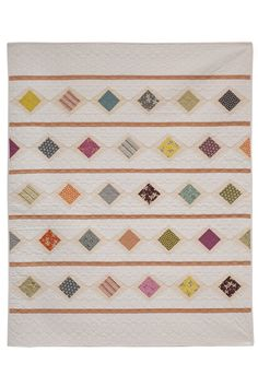 Free Spirit Fabrics page of free quilt patterns. Patters are to coordinate with a fabric line, but many can be adapted.