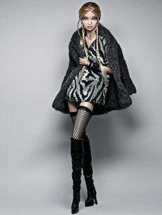 "Model Behavior | NUface Young Rich Beautiful Erin Salston | ""Gakuya"" | Flickr"