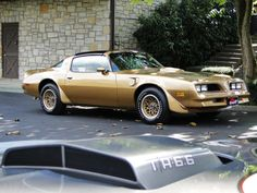 1978 Pontiac Trans Am Gold Edition 400 4spd