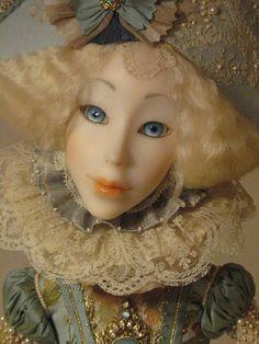 Кукольная мастерская ANNADAN: Готова, осталось сделать музыкальный инструмент и тогда покажу фото в полный размер.